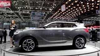 Женевский автосалон 2013: концепт-кары