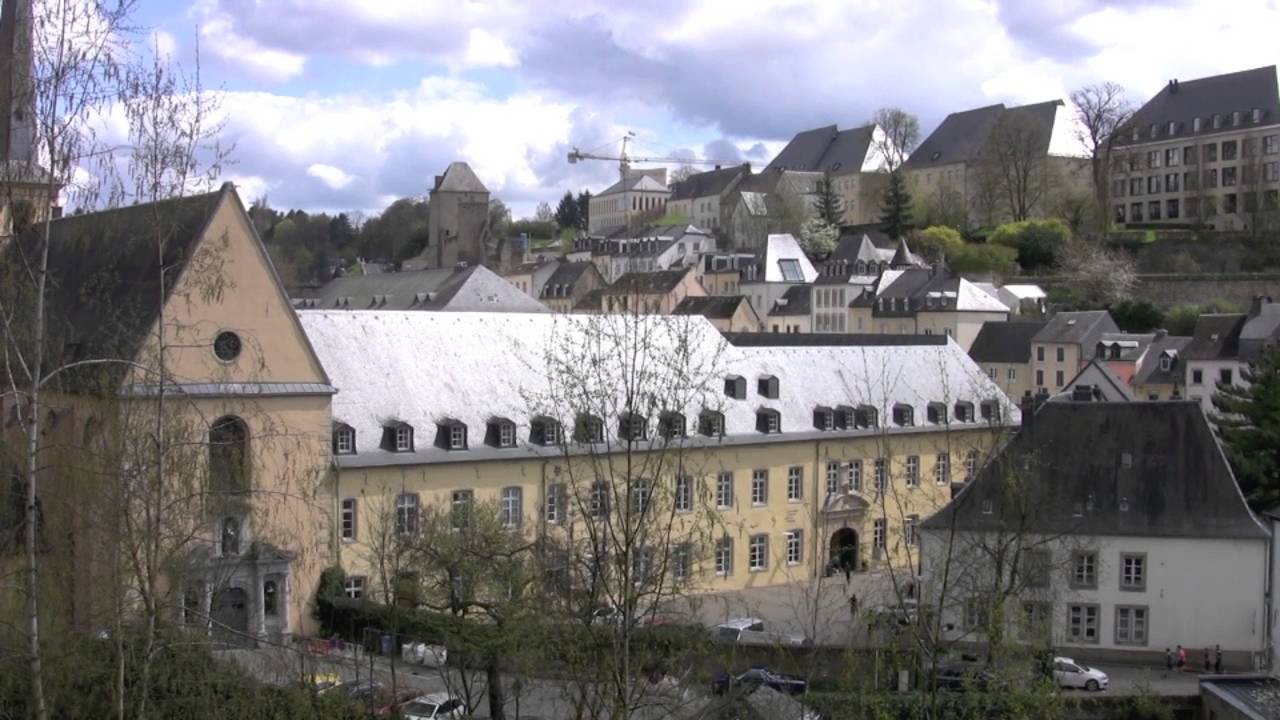 Urban Trail DKV Luxembourg avril 2016