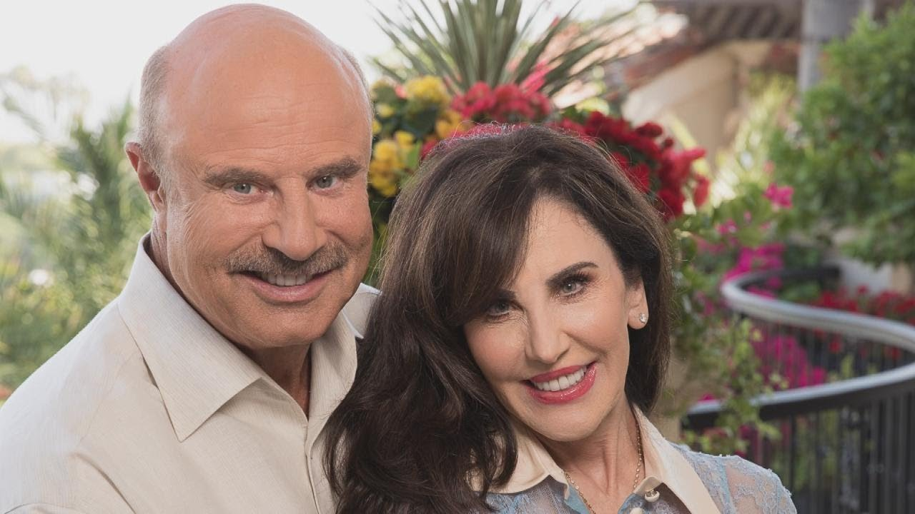 Dr. Phil & Robin McGraw's Valentine's Day Traditions - YouTube