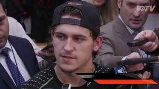 Konecny on 6-3 win over Wsh - Mar 18, 2018 • 00:53