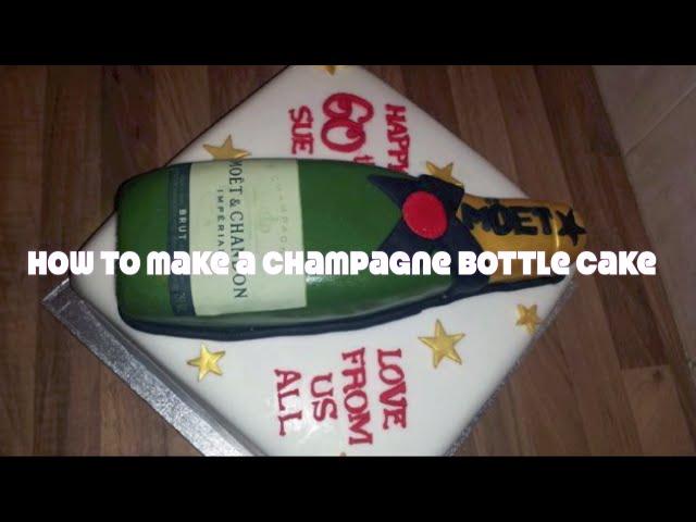 Recipes > Baked Goods > How To make Champagne Celebration Cake