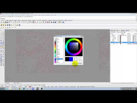 Lecture 216 - Physical Topograhic Models - Day 2 - Spring 2015