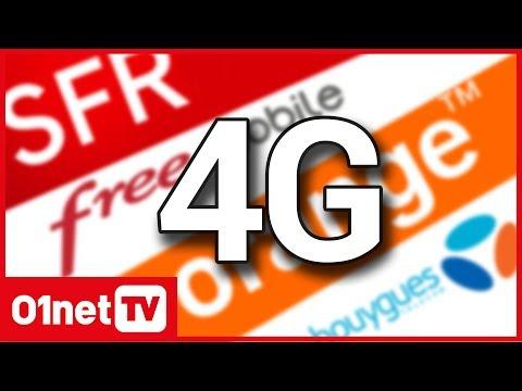 4G : quel est le meilleur opérateur ? (01LIVE)