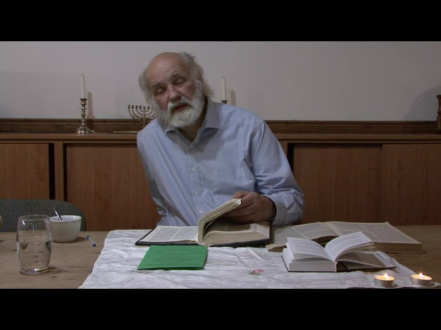2021.07.28. Iványi Gábor - Bibliaóra - Megbékélés Háza Templom