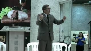 O DESEJO DE JESUS - Pr. Francisco Chaves