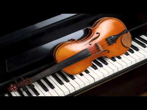 8 HOURS - Sad Violin and Piano - Relaxing Instrumental Music-