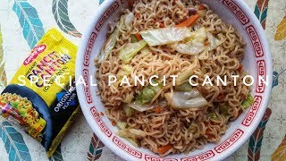 HOW TO COOK SPECIAL PANCIT CANTON