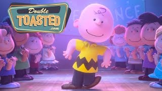 THE PEANUTS MOVIE - Double Toasted review