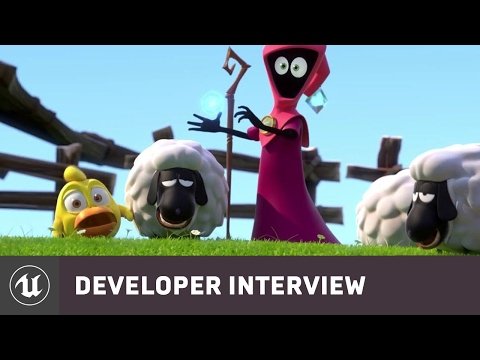 Clusterclucked by Cairo's Tale | E3 2015 Developer Interview | Unreal Engine