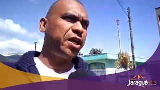 Buraco preocupa moradores na Vila Lalau