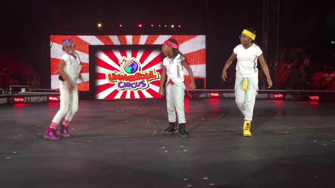 Kidgoalss Tz Anthem At The Universoul Circus Youtube