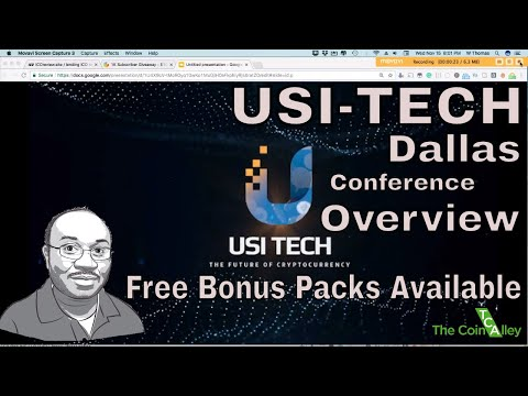 USI Tech Dallas Conference Overview + Free Packs Available
