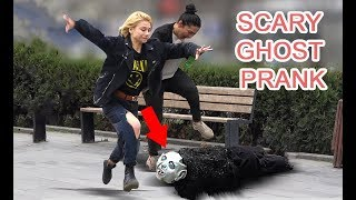 SCARY GHOST PRANK 2019 |  AWESOME REACTIONS