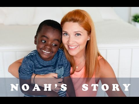 OUR JOURNEY TO NOAH! | CONGO ADOPTION STORY