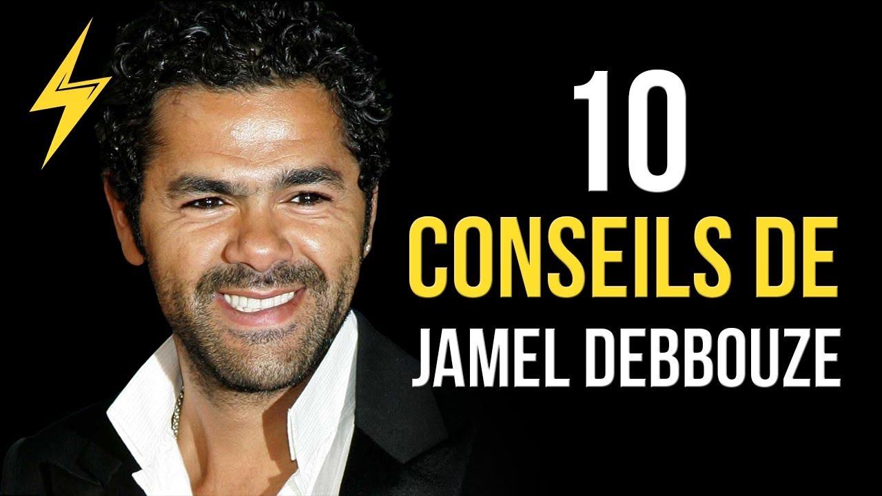 Jamel Debbouze - 10 conseils pour réussir (Motivation)
