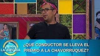 ¡El Capi demostró quién es más chavorruco! | Programa del 12 de agosto de 2019 | Venga La Alegría