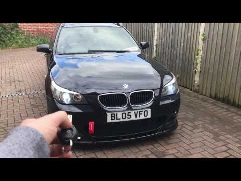 BMW E60 Brake Force Display(BFD) Coding | FunnyCat TV