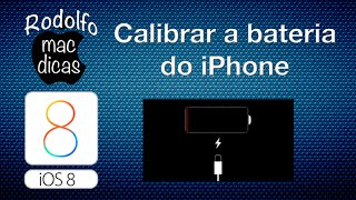 Calibrar a bateria do iPhone