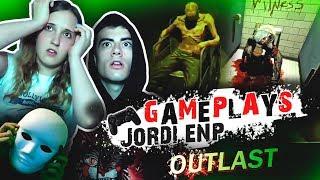 Gameplay con mi novia (TERRORÍFICO) | Outlast