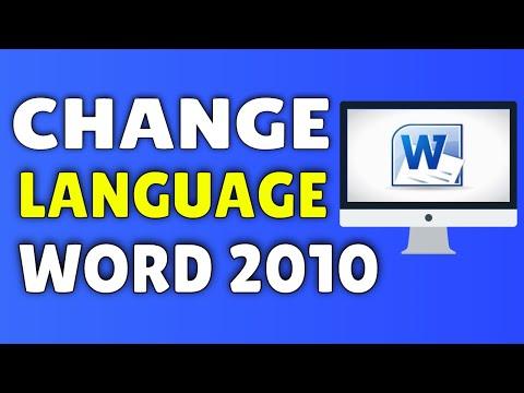 how-to-change-language-on-microsoft-word-2010