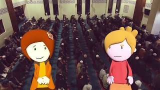 What happens in a Mosque?