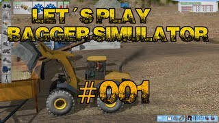 Bagger-Simulator 2011 - Gameplay [Haddi280]