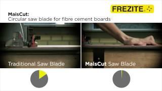 Frezite MAIScut Saw Blade - EN