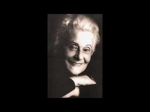 Jeanne-Marie Darré Concerto en sol de Ravel Nice 1975