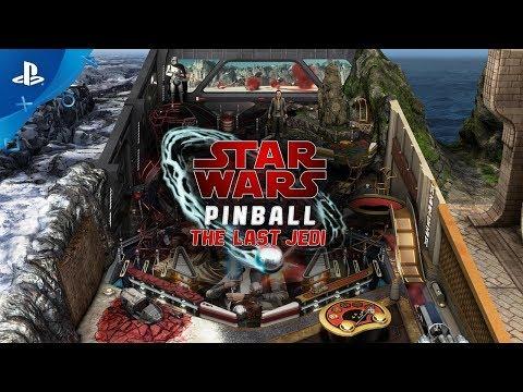 Pinball FX3 – Star Wars Pinball: The Last Jedi – Coming Soon | PS4