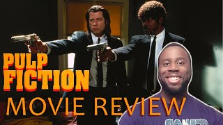#NerdyPYTHONMedia Pulp Fiction (1994) - Movie Review