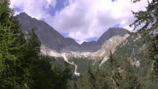 Wanderung Mittertaler Höhenweg von Antholz am 17.09.2011