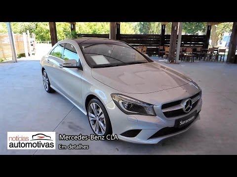 Mercedes-Benz CLA 200 - Detalhes - NoticiasAutomotivas.com.br