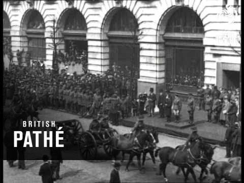 Anzac Day, London 25 April 1919 (1919)
