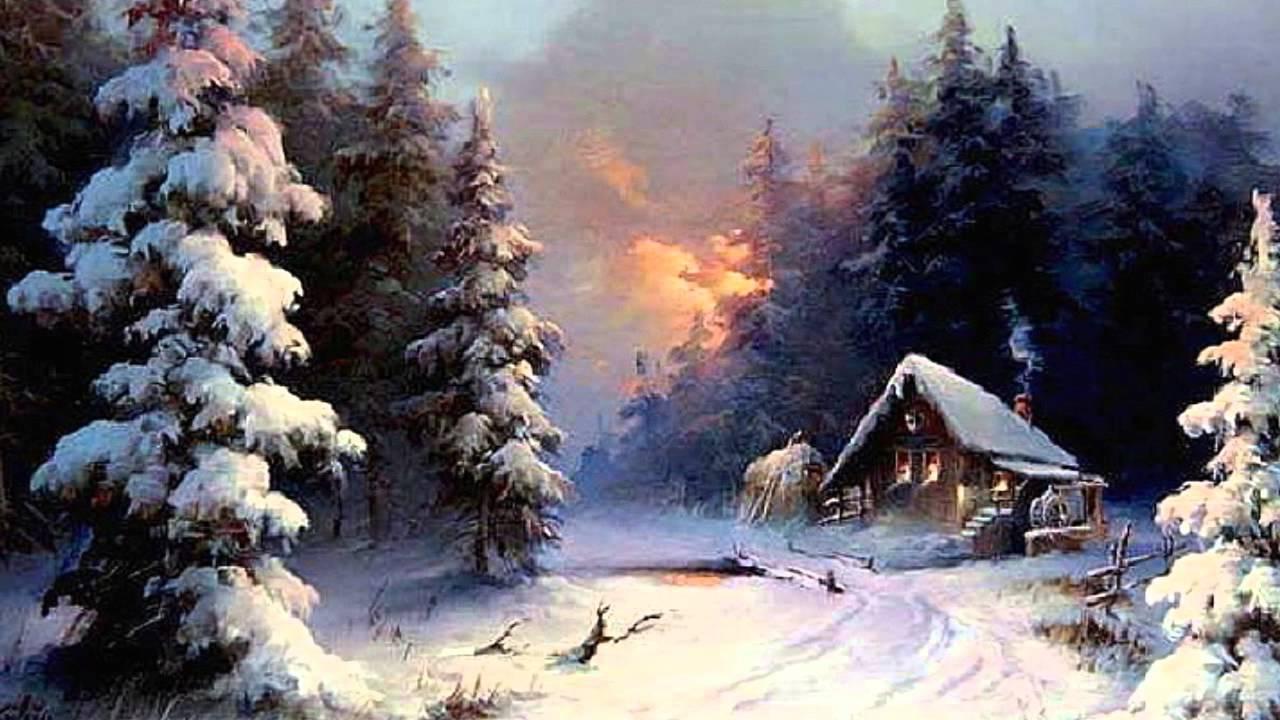 Winter 2013. Зимняя сказка. Времена года. Зимний лес ...