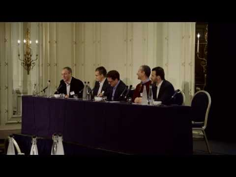 Economics & Crypto Economics Panel - London 2015