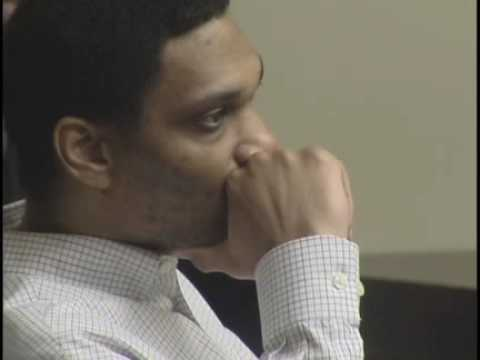 George Thomas' trial - Day two - Warning: Video contains explicit language