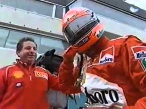 Лучшая гонка Михаэля Шумахера. Гран-при Японии 2000 года \ Michael Schumachers. Suzuka 2000