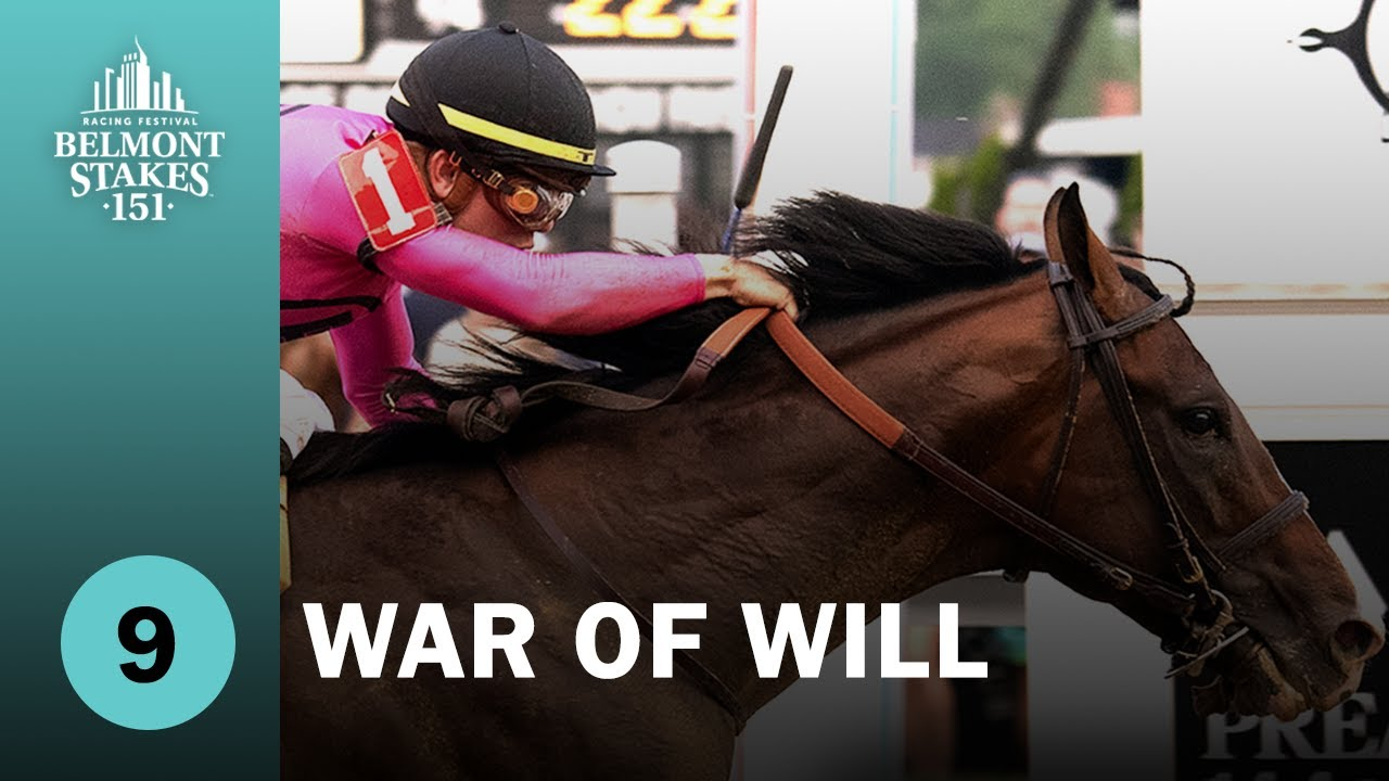 Belmont stakes 151