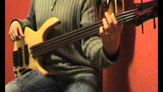"""BASS COVER - """"My Melancholy Blues"""" ( originally by Queen )"""