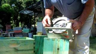Beekeepers Beehive Hand Hold Improvement,Georgia Bees Beekeeping
