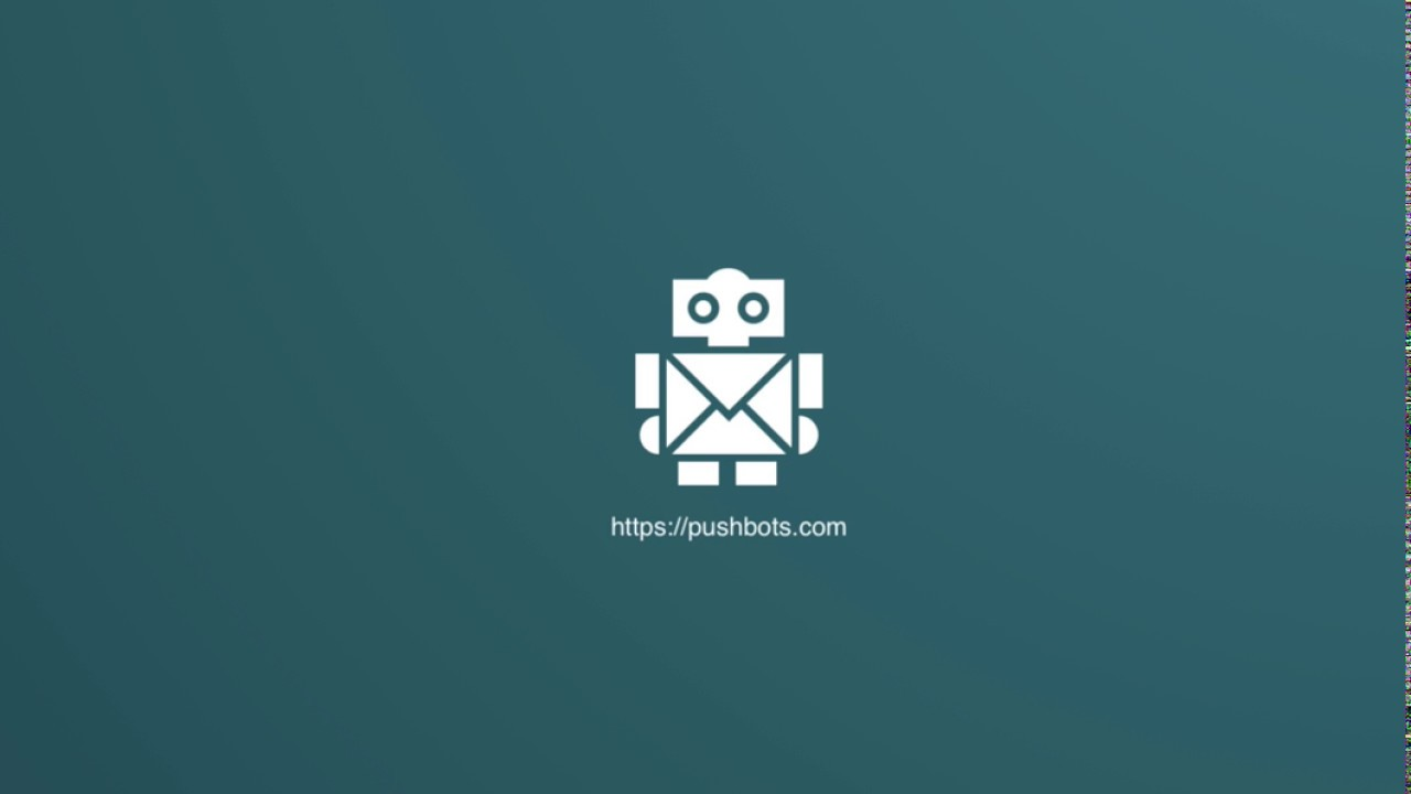 smart notifications a/b testing by pushbots - youtube