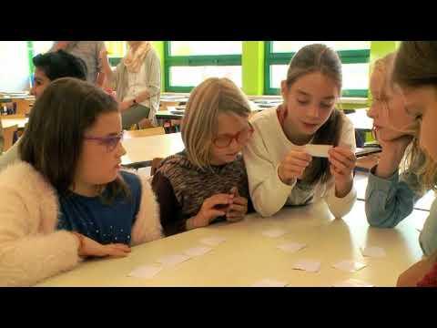 Tiense basisscholen halen gouden medaille Verkeer op School