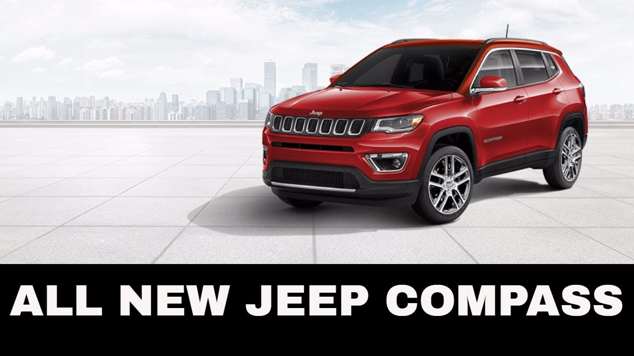 Jeep compass features interior exterior view safety - 2017 jeep compass exterior colors ...