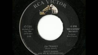 Boots Brown and His Blockbusters - Jim Twangy (RCA Victor)