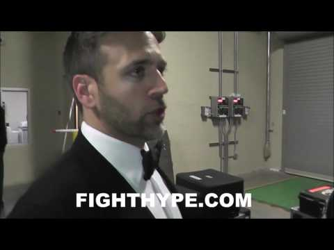 "MAX KELLERMAN IMMEDIATE REACTION TO ANDRE WARD'S VICTORY OVER SERGEY KOVALEV: ""1 POINT EITHER WAY"""