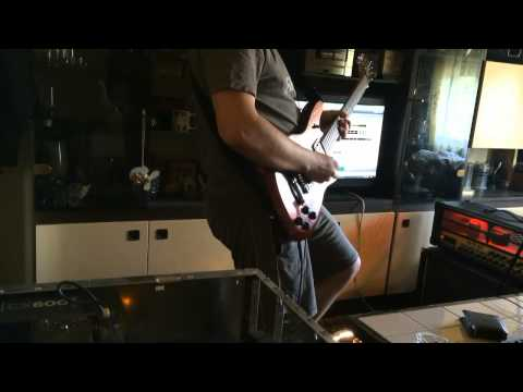 Ibanez super METAL SML pedal DEMO by Novak