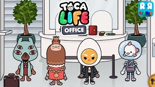 Toca Life: Office - The Bad Guys Robbed a Bank