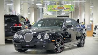 Jaguar S-Type с пробегом 2006