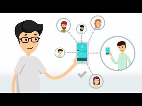 Haystack - Stylish & Smart Digital Business Cards for Enterprise clients