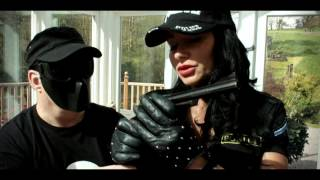 Repeat youtube video Hitwoman and female assassin strips and kills